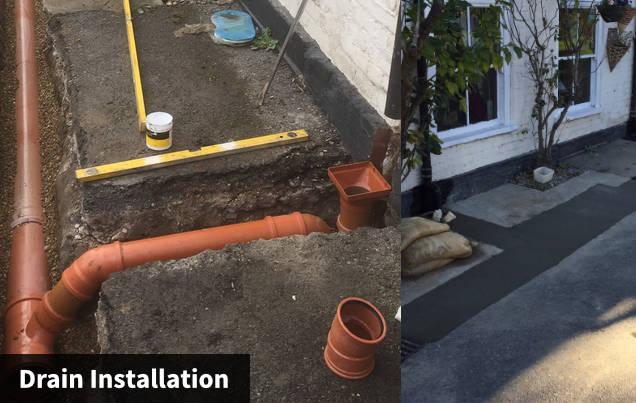 Drain Installation