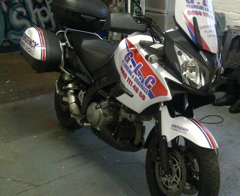 GLC bike